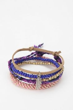 UO Stacking Bracelets   #UrbanOutfitters