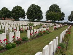 Poelcapelle British Cemetery. Total of 7478 casualties with 6231 of them unidentified. Most of the graves date from the last five months of 1917