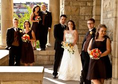 #yycweddings, #bridalparty, #weddingday