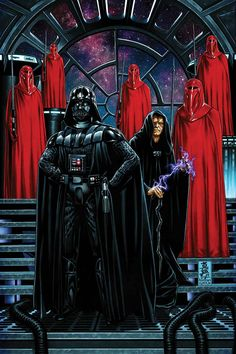 Darth Vader #20 - Cover by Mark Brooks