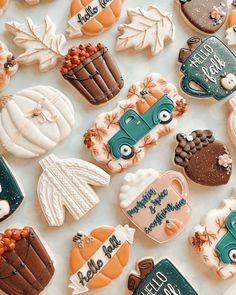 Halloween Cookies, Halloween Treats, Fall Halloween, Halloween Decorations, Halloween 2020, Fall Decorations, Halloween Party, Halloween Desserts, Fall Wallpaper