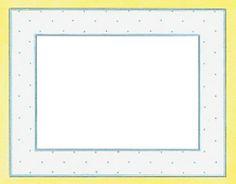 Marcos para fotos infantiles para imprimir-Imagenes y dibujos para imprimir