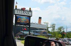 Titanic Museum Attraction-Great #homeschool field trip!
