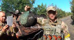 Военные РФ двигались в сторону Иловайска с целью уничтожения позиций украинской армии. Как только колонна была замечена, были нанесены удары...