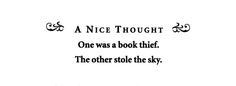 the book thief quotes | lit Markus Zusak The Book Thief pinmywings •