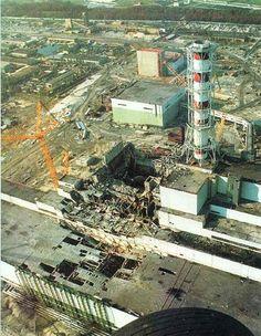 AroundTheInterWebs.com/*** ENVIRONMENTAL CRISIS'S Chernobyl Nuclear Disaster, 1986