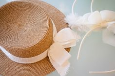 Evolution junior accessori  #cappello #hat #junior #bimba #frontino #paglietta