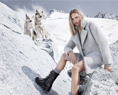 Mango Wildness Winter 2015 Campaign  #Mango #Wildness #Winter #2015 #Campaign