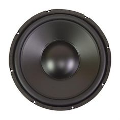 """MCM Audio Select 12"""" Poly Cone Woofer with Rubber Surround at MCM Electronics"""