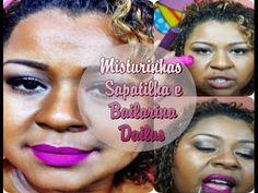 #Misturinha: Batons Sapatilha e Bailarina da Dailus Pro