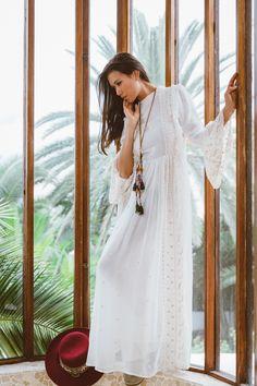 Ibiza, Boho Chic, Long Dresses, Trends, Elegant, Women, Ibiza Town