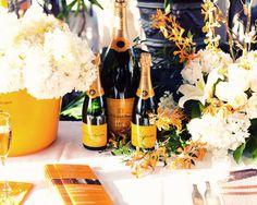 { Champagne Train }   The Glamourai