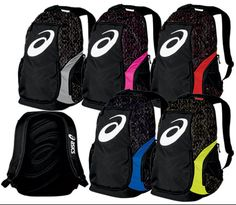 New Asics Aggressor Backpack Customization Available Midwest Volleyball Warehouse