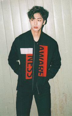wannabemyoppa:  Hyungwon - MONSTA X