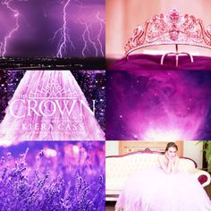 The Crown! Cannot wait for it to come out! Who do you think she will choose? Comment below!