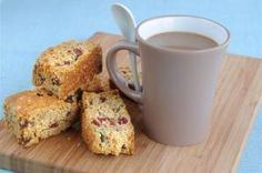 It has been forever since I shared a recipe. I know I have said this about this recipe before BUT seriously if there is one rusk recipe you have to try, this is it Rusk Recipe, Hard Bread, Healthy Breakfast Snacks, Biscotti Recipe, South African Recipes, Bread Bun, Cranberry Recipes, Biscuit Cookies, Cereal Recipes