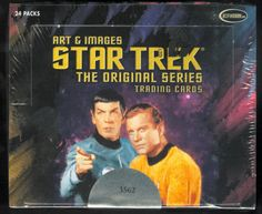 Star Trek Original Series Art