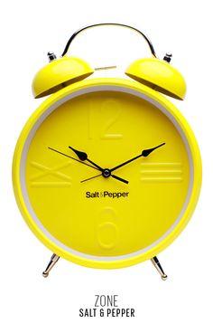 Reloj despertador Zone - Salt & Pepper - El Palacio de Hierro