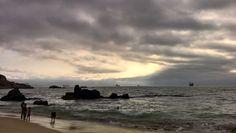 Caleta Abarca en Viña del Mar, Valparaíso