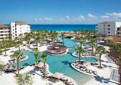 This place looks amazing! Secrets Playa Mujeres Golf & Spa Resort - All Inclusive (Playa Mujeres, Mexico)   Expedia