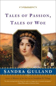 Josephine becomes Mrs. Napoleon Bonaparte.  It's a rags to riches story at first.