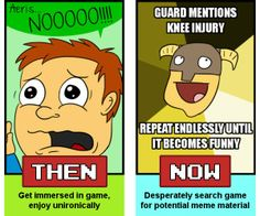 Gaming: Now and Then - Imgur