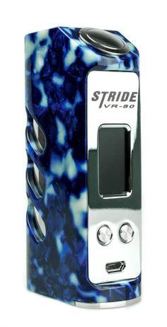 STRIDE 80W BOX MOD - BLUE
