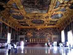 Doges palace, Venice Italy