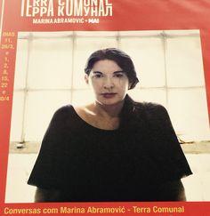 Terra Comunal - Marina Abramovic - 22.03.2015