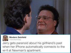 Modern Seinfeld is a