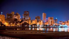 The beautiful city of #Durban, #SouthAfrica