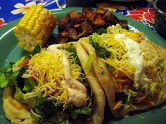 Elote - Puffy Tacos - Tulsa, OK