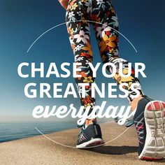 We are each given one life on this #great planet. Repin to inspire others to chase their #greatness everyday!