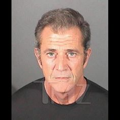 Mel Gibson's mug shot -- taken in connection with his criminal battery case.