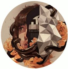 regularly scheduled programming / #illustration by sachin teng