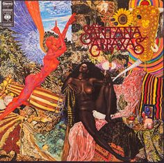 Abraxas is the second studio album from latin rock group Santana, formed and lead by guitar player Carlos Santana. Emilio Estevez, Rock Album Cover, Music Album Covers, Harry Belafonte, Anthony Hopkins, Sharon Stone, Demi Moore, Vinyl Cover, Cover Art