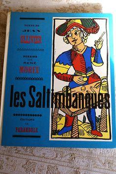 Jean Olivier LES Saltimbanques Illu Rene Moreu | eBay