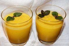 Fruchtig leckere Mangocreme 14
