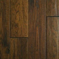 Shop Mullican Flooring Chatelaine 5-in W Prefinished Hickory Hardwood Flooring (Provincial) at Lowes.com