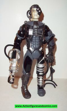Star Trek BORG 7 inch space talk series playmates complete action figures