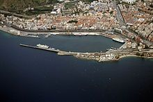 Reggio Calabria - Il porto della città