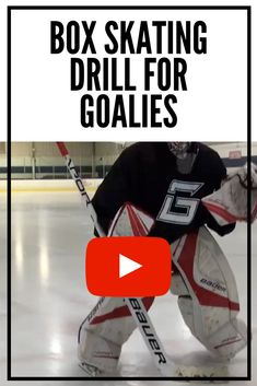 106 Best Hockey Goalie Drill Videos Images In 2019 Hockey Drills