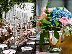 Começamos a semana com um casamento bem romântico na Fazenda Vila Rica, orquestrado pela Compagnie! A decoração, assinada pela dupla Fábio Borgatto e Telma