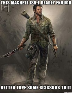 Galerie The Last of Us - Character Artworks - Last Of Us, Joel And Ellie, Video Game Logic, Marvel, First Game, Bioshock, Gaming Memes, Post Apocalyptic, Funny Games