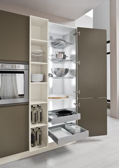 11 best Idee per la dispensa in cucina images on Pinterest | Kitchen ...