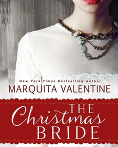 The Christmas Bride by Marquita Valentine Series: The Brides of Holland Springs book 4 Publication Date: December 13th 2016 Genre: Contemporary Romance  Synopsis: Navy SEAL Logan Ambrose has come home for the holidays ready and willing to propose to his longtime girlfriend and leave the military. Only the homecoming he expected is suddenly derailed when he discovers her in bed with his best friend. So whats a guy to do but head home get drunk and wake up married to a woman he doesnt…
