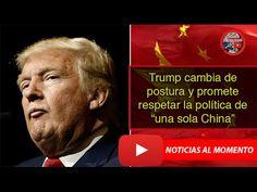 DONALD TRUMP CAMBIA SU POSTURA ANTE CHINA 🔴  | Noticias al Momento