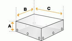 Shape Cube Box