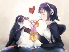 Grape-kun x Hululu