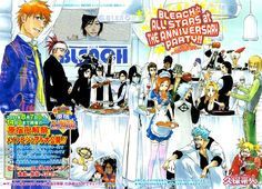Bleach 456 - Read Bleach Chapter 456  This s my favorite picture ever! i've been looking for it for a while now! #bleach #manga #ichigo #color
